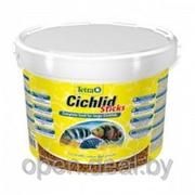 Корм для рыбок TetraMin cichlid sticks (на развес)