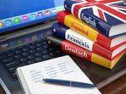 Услуги по переводу с различных языков: немецкого,  английского,  польско