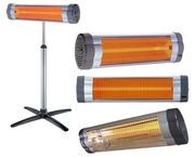 Инфракрасный потолочный обогреватель для помещений или улицы Stromm