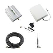Закажи усиление GSM 4G / 3G с помощью репитера(ретранслятора сигнала) в коттедж,  частный дом или в офис