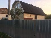 Участок с домом 15 км от Минска