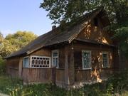 Дом рядом с Вилейским водохранилищем