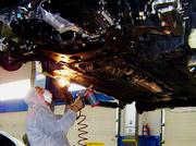 Защита днища,  кузова и арок авто от коррозии
